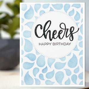 Birthday Cheers Card