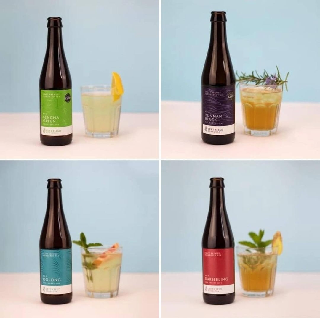 Try Kombucha: Taster Pack