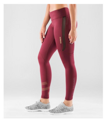 WOMEN'S BIOCERAMIC MESH COMPRESSION FULL PANT (EAU33)
