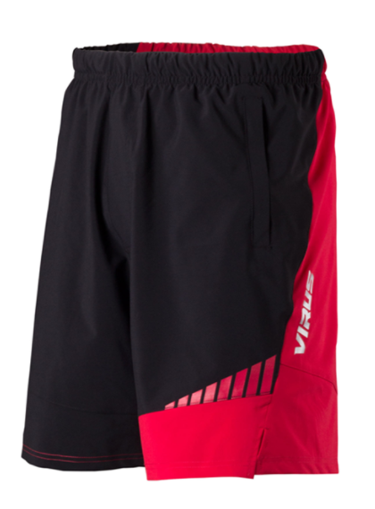 MEN'S ORIGIN ACTIVE SHORT (ST3) RED