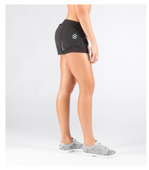 WOMEN'S LOOSE FIT TRACE SHORTS (ECO25)