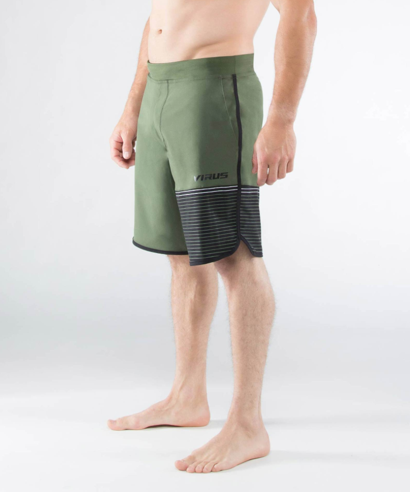 MEN'S VELOCITY SHORT (ST5) OLIVE GREEN
