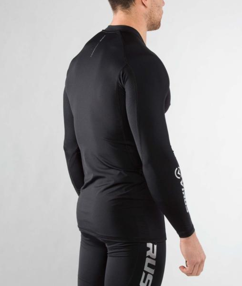 CO24-Cool Performance Rashguard BLACK