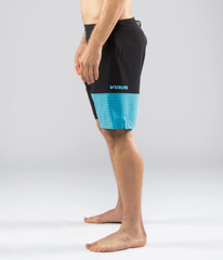 MENS HYDRO PERFORMANCE SHORTS - BLUE