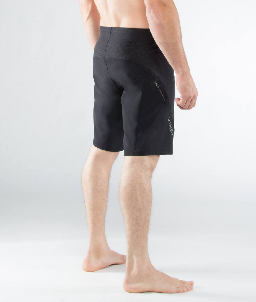 MEN'S HEX SHORT (ST6) BLACK