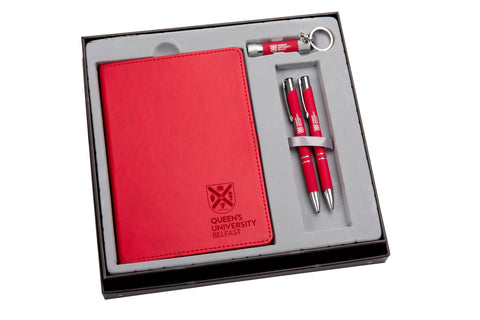 Queen's Notebook and Pen Set