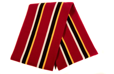 Medical Colours Woollen Scarf