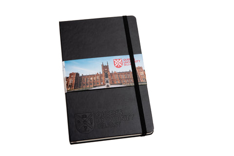 Queen's Moleskin Notebook