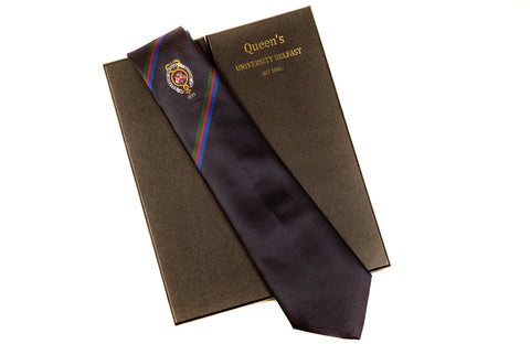 Medical Graduate Colours Tie