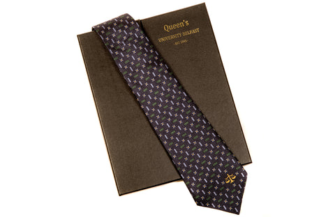Law Graduate Colours Tie