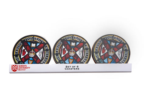Pack of 6 Coasters