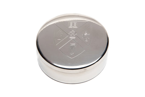 Pewter Trinket Box
