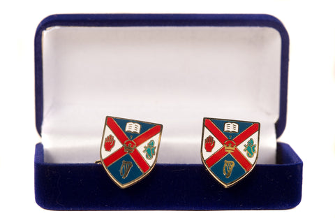 Colour Plated Cufflinks