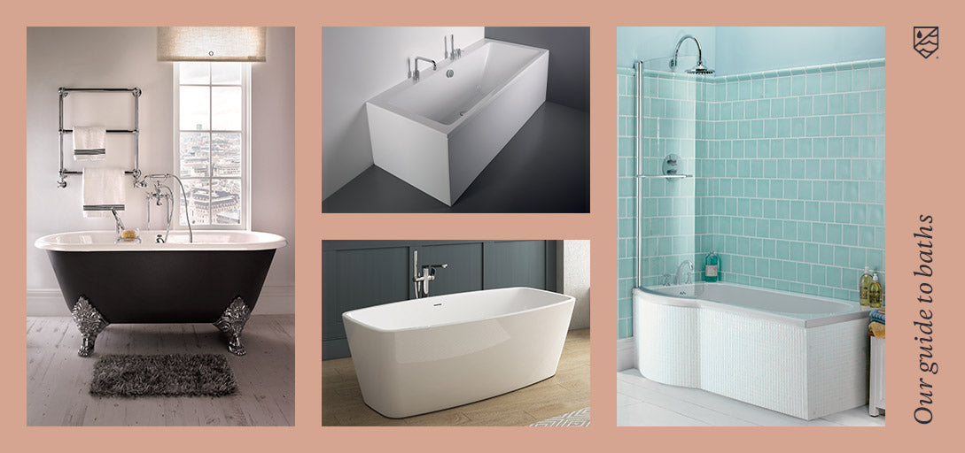 Product Guides - What Are The Different Types Of Baths?