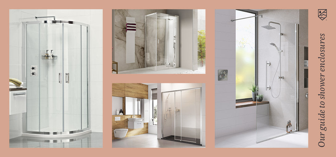 Product Guides - What Type Of Shower Enclosure Do You Need