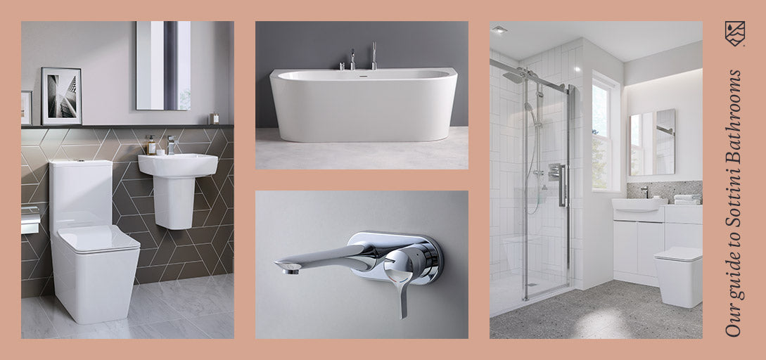 Product Guides - Our New Brand Sottini Bathrooms