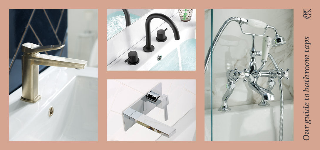 Product Guides - What Type Of Bathroom Tap Do You Need?