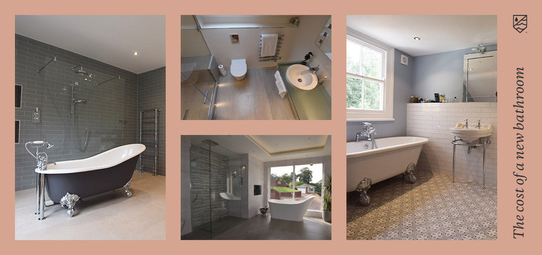 Product Guides - How Much Does A New Bathroom Cost?