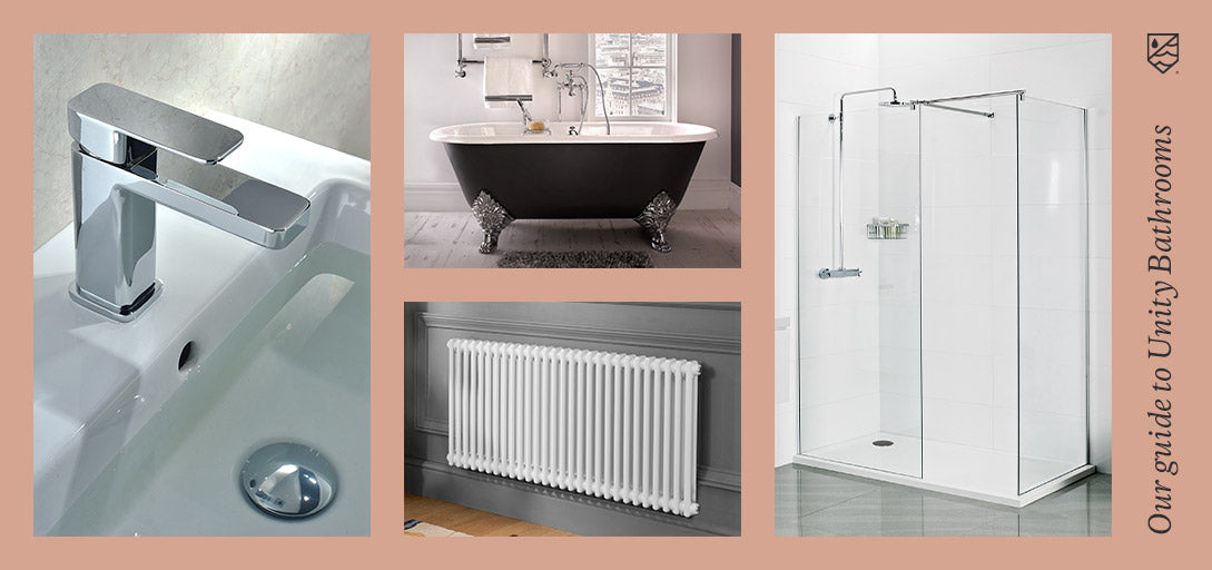 Product Guides - Our Brand Unity Bathrooms