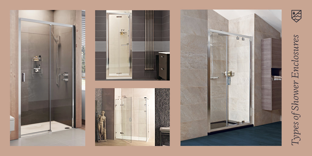 What type of shower enclosure do you need for your bathroom?