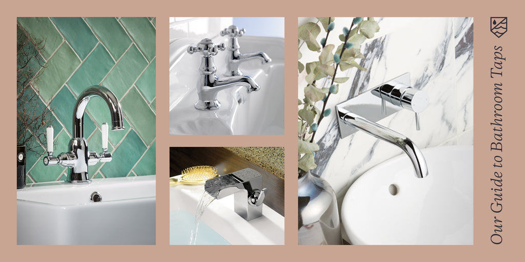Our Guide to Bathroom Taps