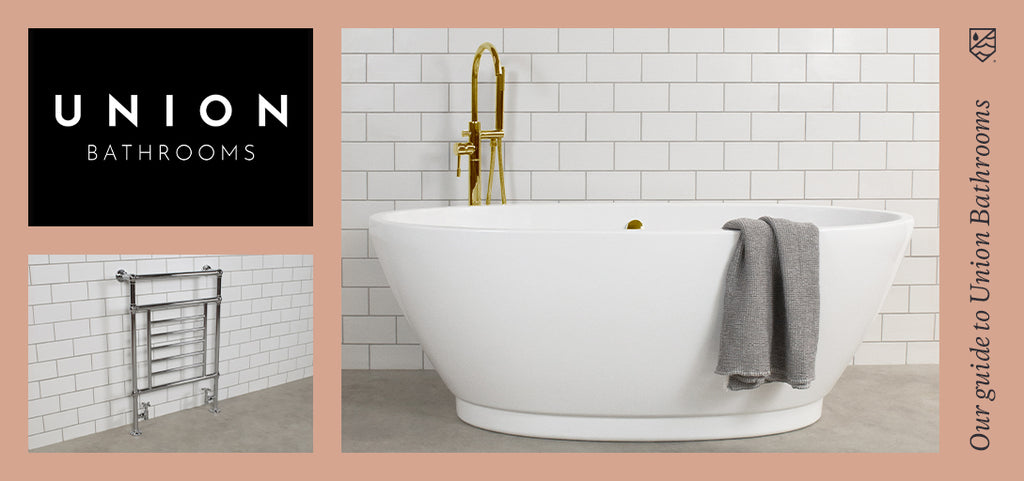 Our New Brand Union Bathrooms