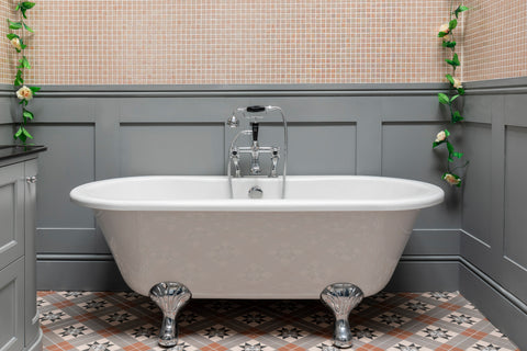 Bayswater Leinster Double Ended Freestanding Bath