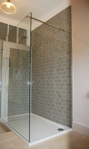 Pynes House Traditional Bathroom with Walk In Shower