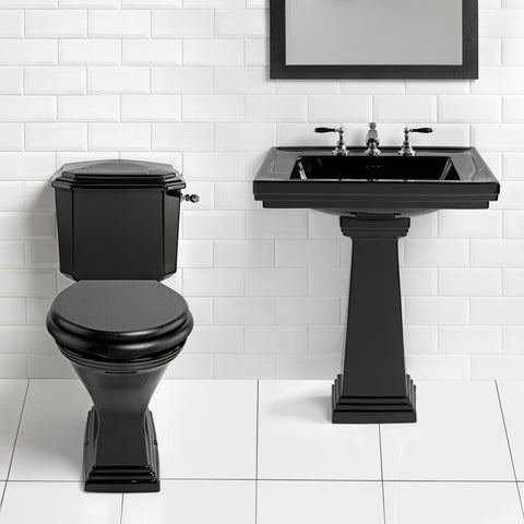Imperial Astoria Deco Black Suite