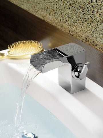 JTP Cascata Single Hole Basin Mixer