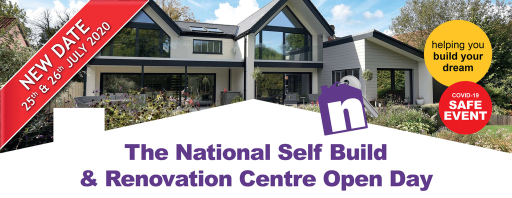 The National Self Build & Renovation Centre Open Day