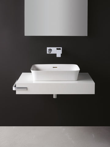 Sottini Ellero Ippari Lambro Basin Furniture and Tap