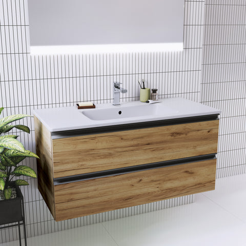 Sottini Rienza Wall Mounted Vanity Unit