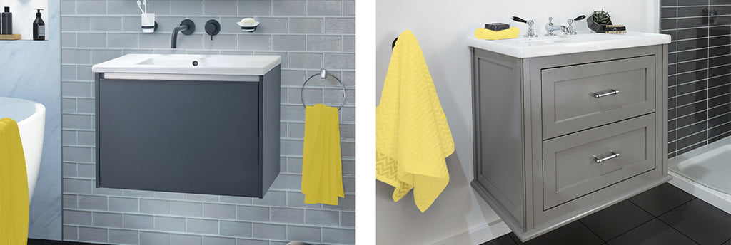 Colour of the Year Bathroom Accessories
