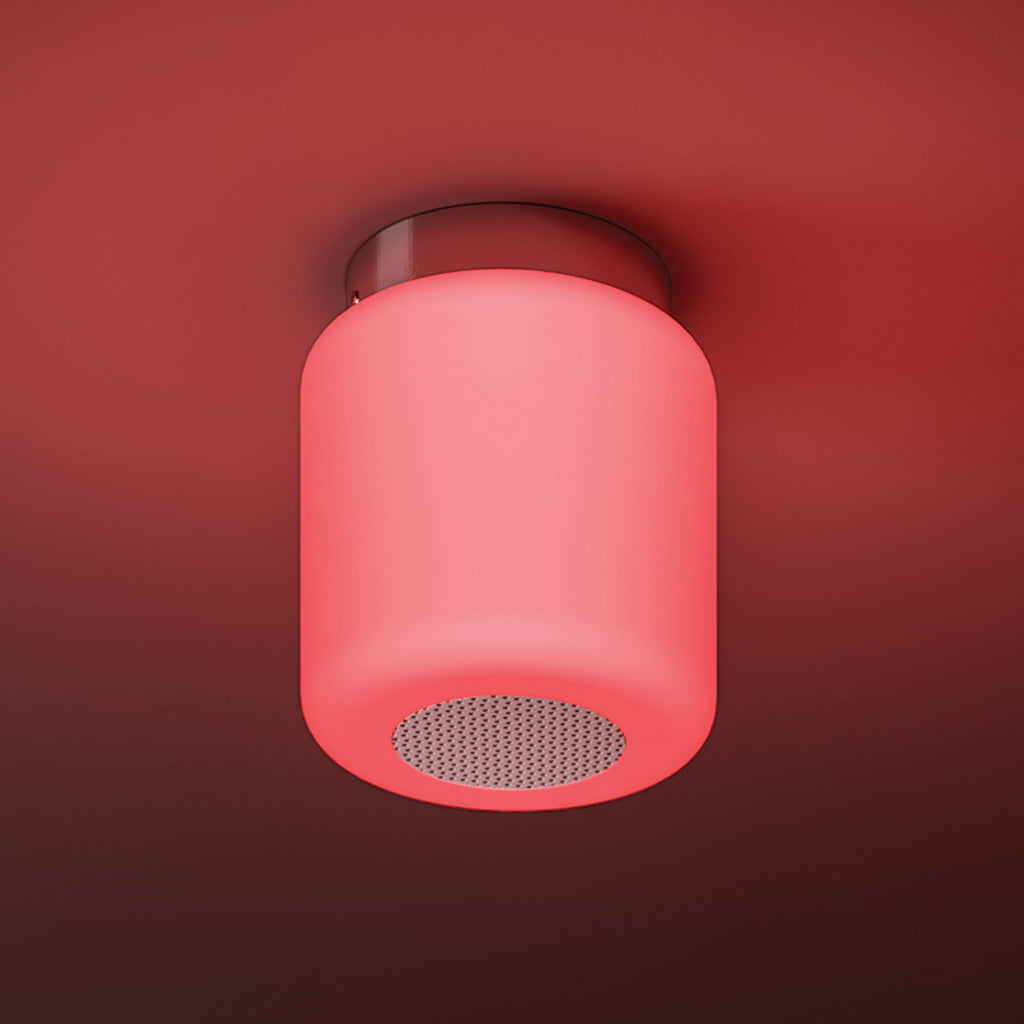 HiB Rhythm LED Bluetooth Speaker Ceiling Light -