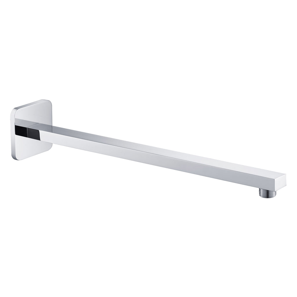 JTP HIX Wall Mounted Shower Arm 380mm -