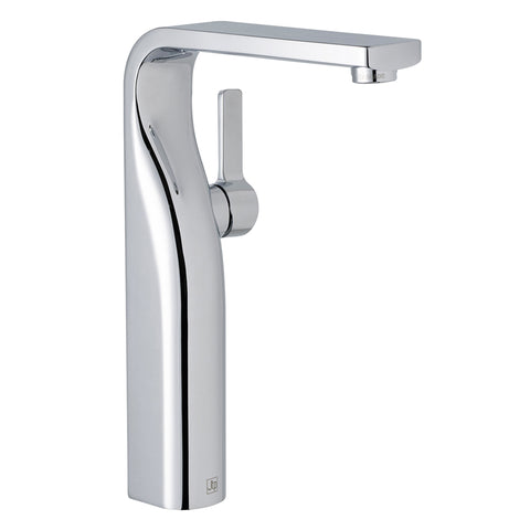 JTP Curve Single Lever Tall Basin Mixer Tap
