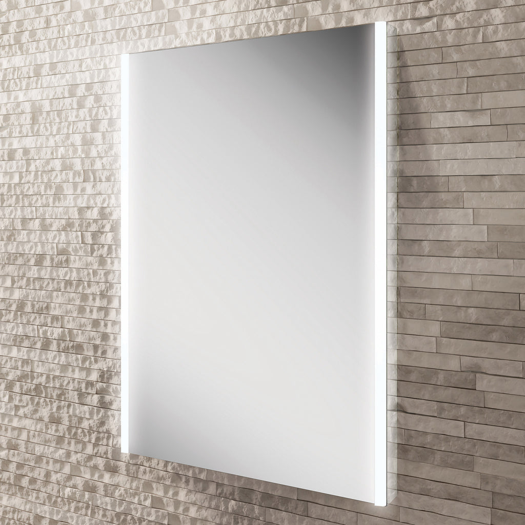 HiB Zircon 50 LED Mirror 70 x 50cm -