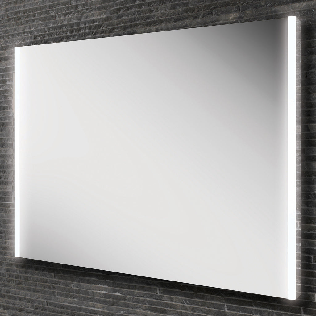 HiB Zircon 80 LED Mirror 60 x 80cm -