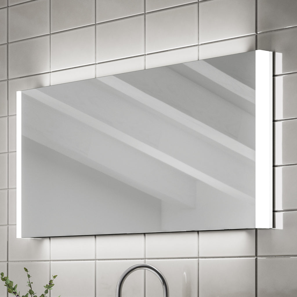 HiB Connect 120 LED Bluetooth Mirror 120 x 60cm -