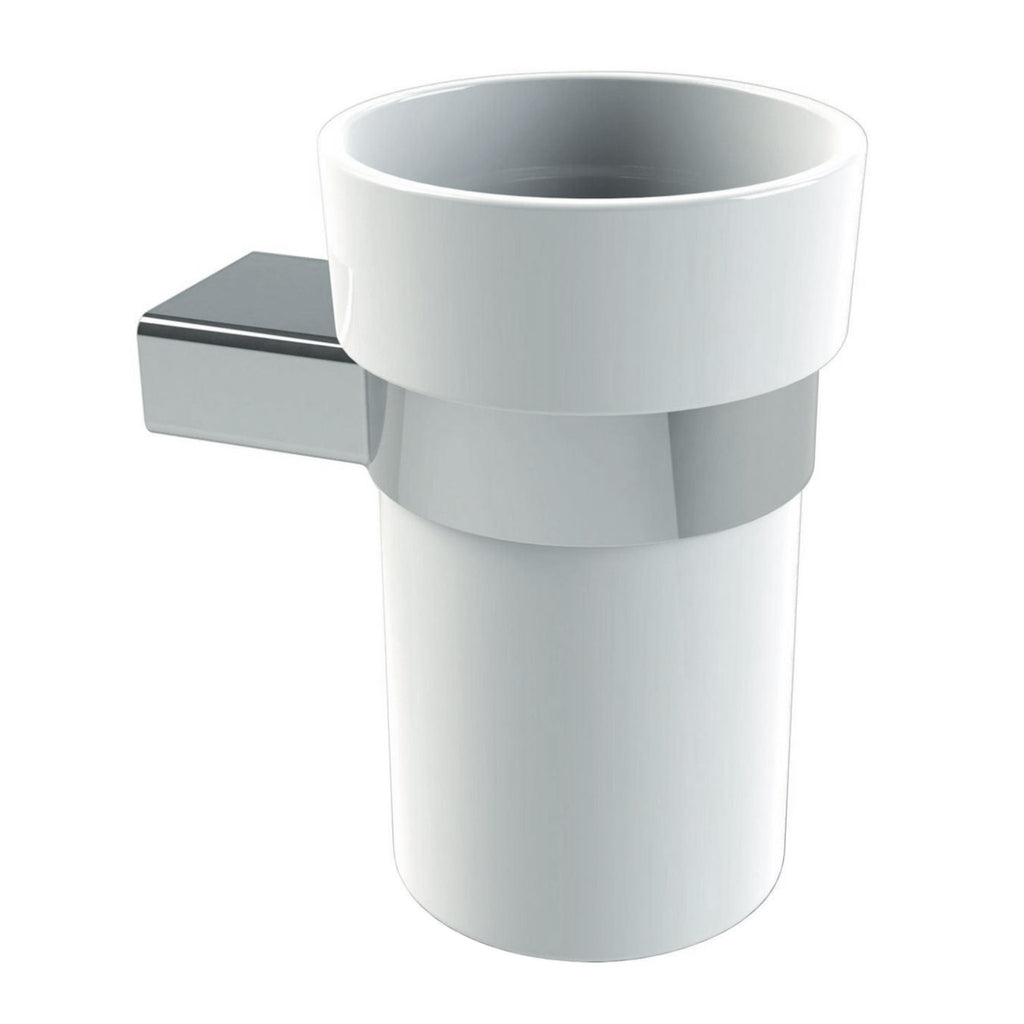 Miller Boston Tumbler & Holder -