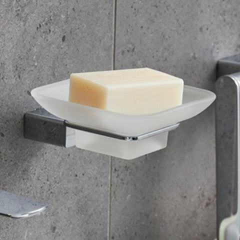 Miller Miami Soap Dish & Holder