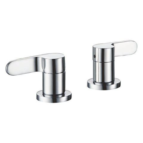 JTP Vue Panel Shower Valves