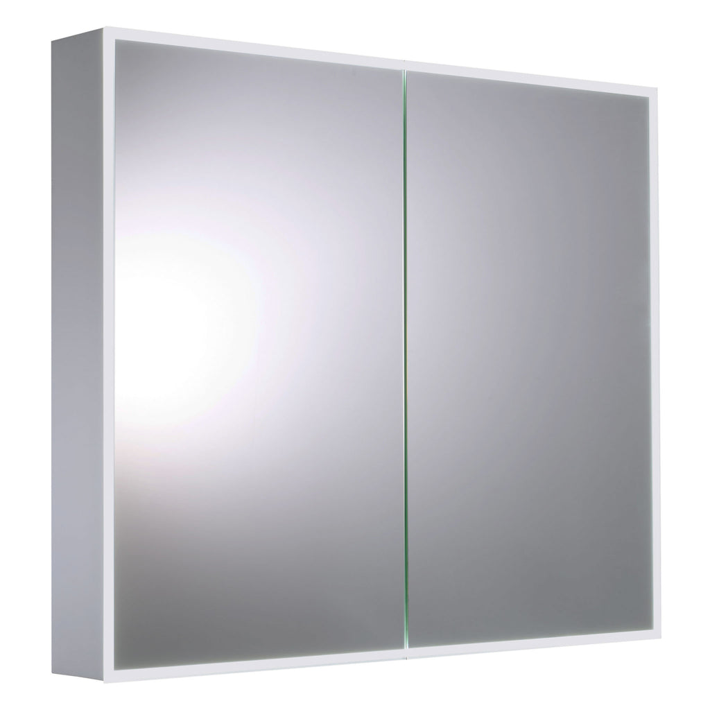 Unity Aspect 82 LED Mirror Cabinet 820 x 700mm -
