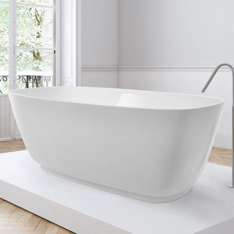 BC Designs Divita Double Ended Bath 1495 x 720mm