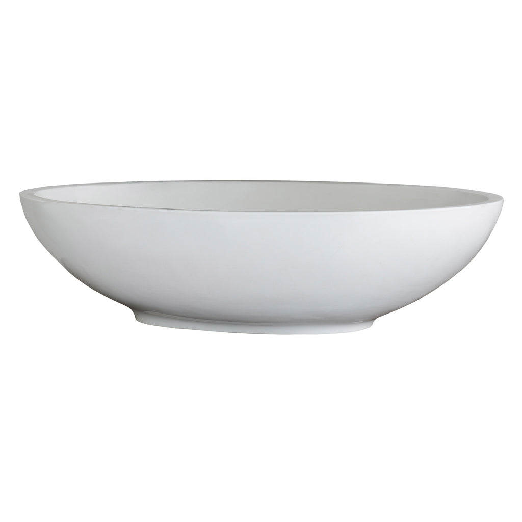 BC Designs Tasse/Gio Countertop Basin 575 x 345mm -