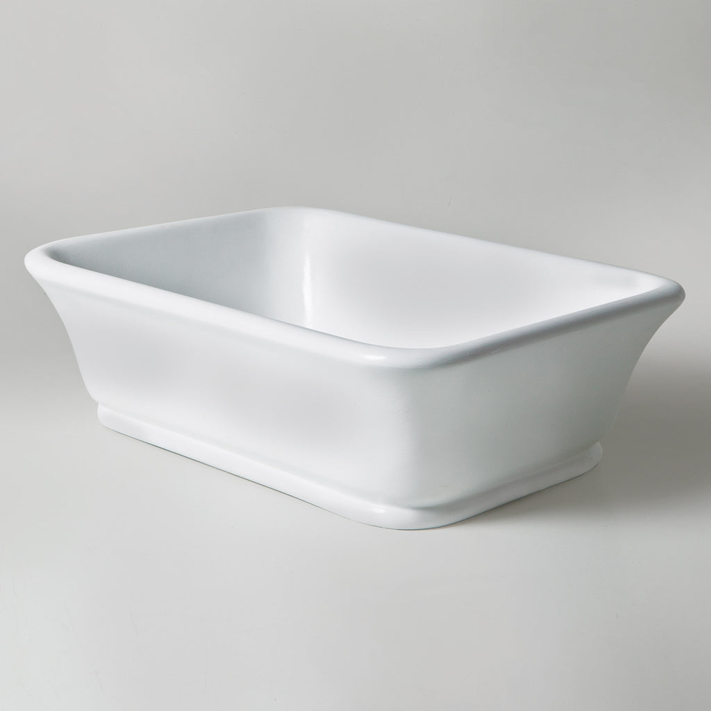 BC Designs Magnus/Senator Countertop Basin 525 x 380mm -