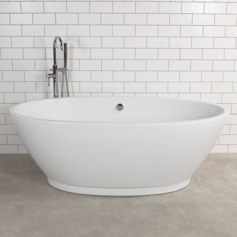 Unity Laurentia Freestanding Acrylic Bath 1700 x 800mm