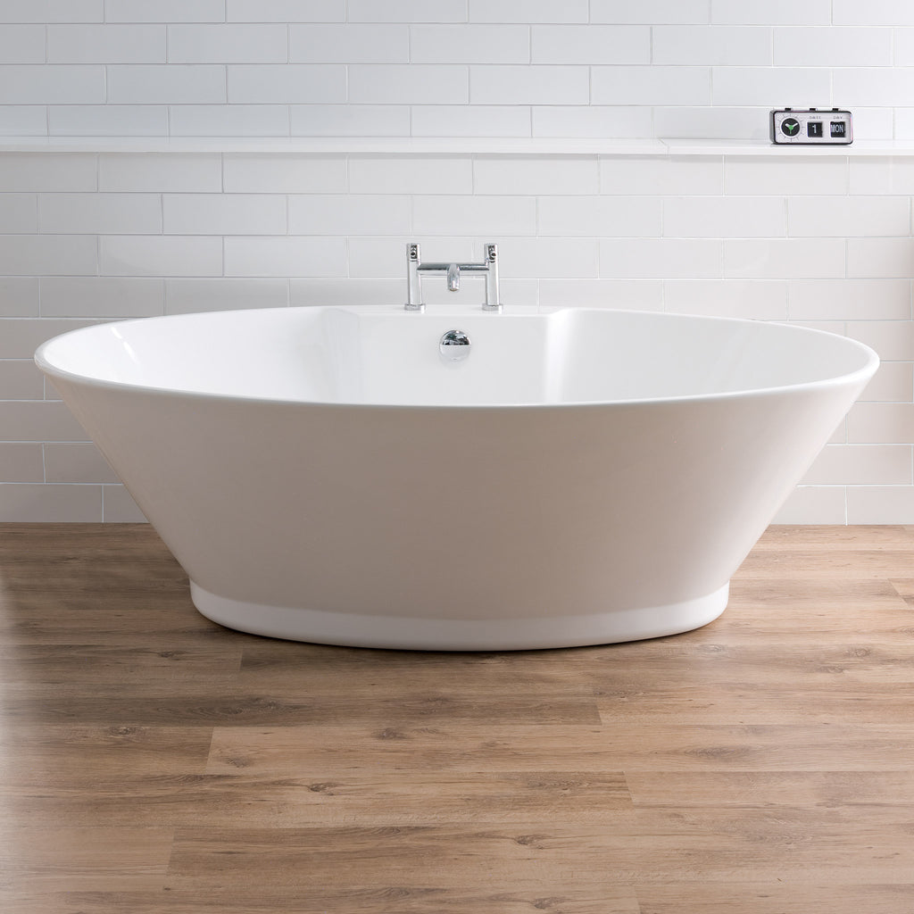 BC Designs Chalice Major Double Ended Bath 1780 x 935mm -