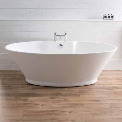 BC Designs Chalice Major Double Ended Bath 1780 x 935mm